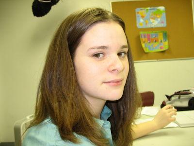 Elizabeth Vogel
