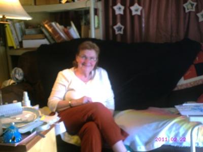 NANCY LEE RAISTRICK