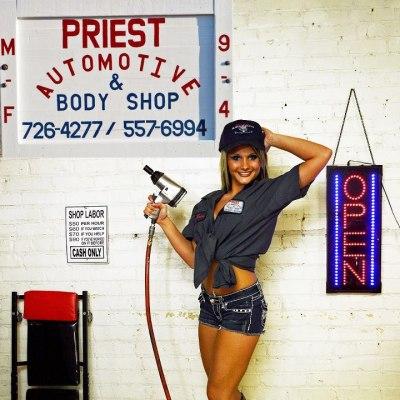 lisa priest
