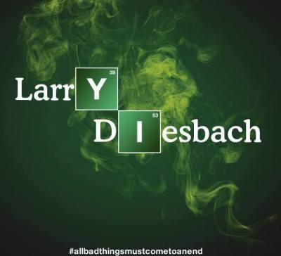 LAWRENCE EDWARD DIESBACH